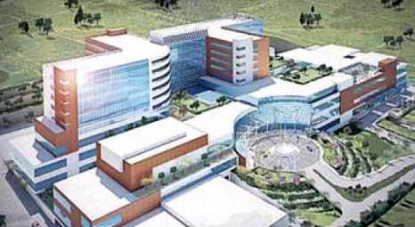 Rönesans Holding, Yozgat Eğitim ve Araştırma Hastanesi'nin temelini 20 Ağustos'ta atacak!