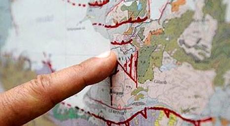 AFAD Türkiye'nin deprem haritasını güncelliyor!