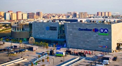 Marmara Forum ve Forum İstanbul AVM'ye dört büyük ödül!