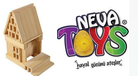 Neva Toys minik mimarlar için özel bir seri hazırladı!