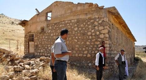 Şırnak Cizre Hisarlılar çözüm süreciyle 22 yıl sonra köylerine döndüler!