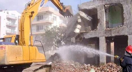 Ankara Dikmen'de kentsel dönüşüm yıkımlarında çıkan olaylar yargıya taşındı!