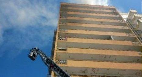 Maltepe Süreyyapaşa Göğüs Hastalıkları Hastanesi'nde yangın çıktı!