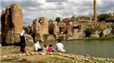 Batman Ilısu Barajı arkeolojik kurtarma çalışmaları bu yıl da devam ediyor!