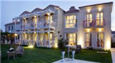 Casaoliva Otel, asırlık zeytin ağaçlarının gölgesinde bir tatil sunuyor!