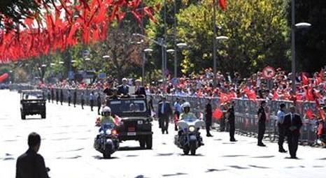 30 Ağustos Zafer Bayramı'nda trafiğe kapalı olacak yollar belli oldu!