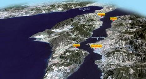 Çanakkale'ye Boğaz Köprüsü yapılacak! Güzergah belirlendi!
