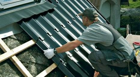 MEB ve ÇATIDER sertifikalı çatı ustaları yetiştirecek!