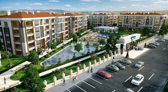 Konakkale West'in 1+1'leri 59 bin TL'den satışa çıkıyor!