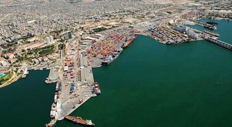 Çandarlı Kuzey Ege Limanı konteyner terminali yapım işi ihaleye çıktı! Geçici teminat 50 milyon TL!