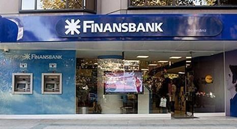 Finansbank İstanbul Atışalanı'nda yeni şube açtı!
