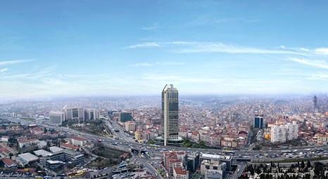 Nurol Tower fiyat bilgisi! 468 bin dolara ofis!