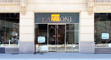 Lazzoni Mobilya Almanya'da mağaza açacak!