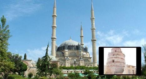 Selimiye Cami Meydanı'nda han kapısı aranacak!