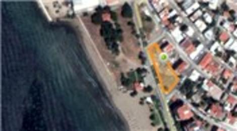 Çanakkale Milli Emlak'tan satılık deniz manzaralı konut arsası! 1 milyon 797 bin liraya!
