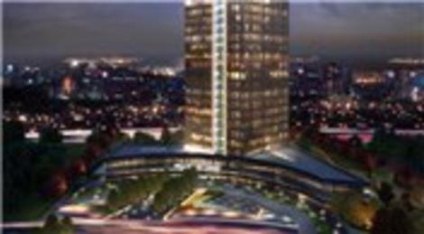 Palladium Tower Ataşehir ofis fiyatları! 895 bin dolara!