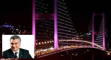 Oğuz Satıcı'dan Boğaziçi Köprüsü'ne yıldız şeklinde seyir kabini önerisi!