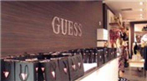 Guess Türkiye'deki 20'nci mağazasını Samsun Yeşilyurt AVM'de açtı!