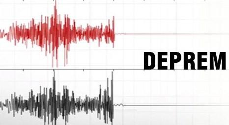 ABD 7 şiddetinde depremle sarsıldı!