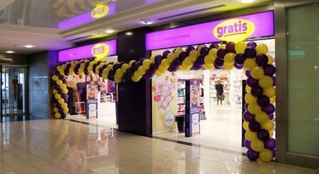 Gratis Mark Antalya AVM'de yeni mağaza açtı!
