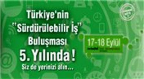 Yeşil İş – Green Business 2013 Konferansı 17-18 Eylül'de İstanbul Swissotel'de!