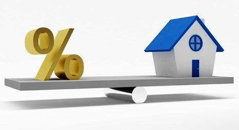 Konut kredisi faiz oranları yüzde 1'e yaklaştı! Yükseliş sürüyor!