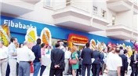 Fibabanka Kadıköy'de yeni şube açtı!