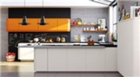 İntema Mutfak Fluido serisiyle renkler sizin kontrolünüzde!