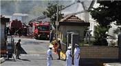 İstanbul Sarıyer'de çıkan yangın kontrol altına alındı!