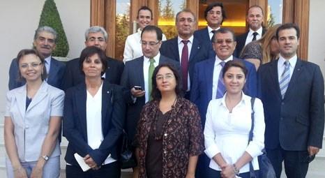 Abdullah Gül, Ankara Saraçoğlu Mahallesi için Bakanlık, ATO ve mimarları buluşturdu!