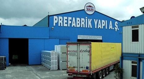 Prefabrik Yapı kentsel dönüşüm projeleriyle cirosunu artıracak!