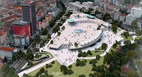 Bursa Timsah Arena tamamlandıktan sonra Atatürk Stadyumu'nun yerine meydan yapılacak!