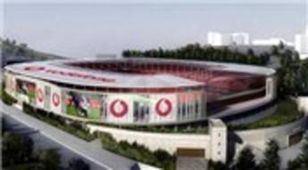 Beşiktaş yeni stadı Vodafone Arena inşaatı için müşavirlik hizmeti alacak!