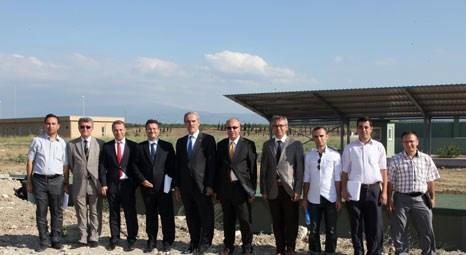 Bursa Büyükşehir Belediyesi, Trap Tesisleri'nin inşaatını tamamlamak üzere!