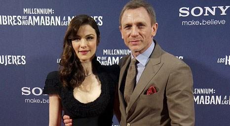 Daniel Craig ve eşi Rachel Weisz, 12 milyon sterline ev bakıyor!