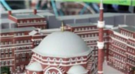 Amsterdam'da Süleymaniye Camii'nin benzeri yapılacak!