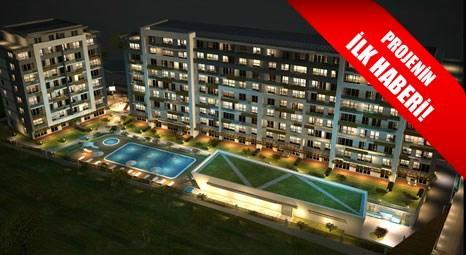 Elit Alyans Residence'ta satışlar başladı! 260 bin TL'ye!