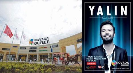 Yalın 14 Eylül'de  Novada Ataşehir AVM'de!