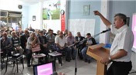 Cem Kara 1/1000 ölçekli Çanakça Köyü imar planını anlattı!