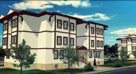 Çevre ve Şehircilik Bakanlığı kentsel dönüşümü yöresel mimariyle yapacak!