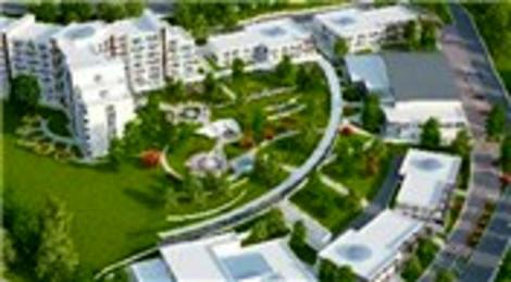 İzmir Büyükşehir Belediyesi Sosyal Yaşam Kampüsü projesinde düğmeye bastı!