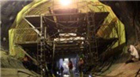 Üsküdar-Sancaktepe Metrosu'nda peronlar ortaya çıkıyor!