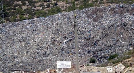 Bodrum'a 15 milyon euroluk entegre katı atık çöp depolama tesisi yaptırılacak!