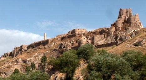 Ayanis Kalesi'ndeki kazı çalışmalarında 25 yıl geride kaldı!