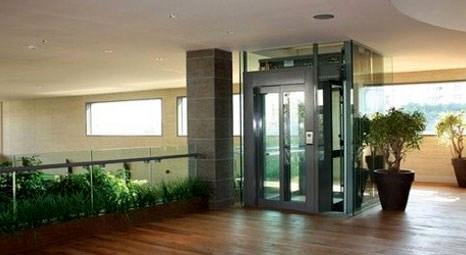 Kleemann Asansör, bir buzdolabı kadar enerji tüketiyor!