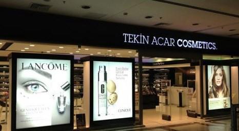 Tekin Acar Cosmetics Primemall Gaziantep AVM'de mağaza açtı!