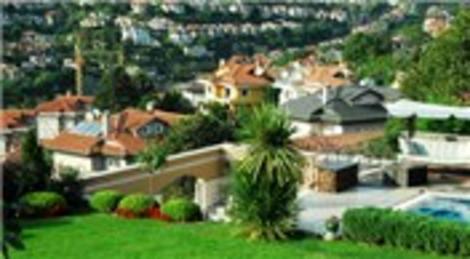 Beykoz Konakları'nda icradan satılık villa! 2 milyon 750 bin TL'ye!