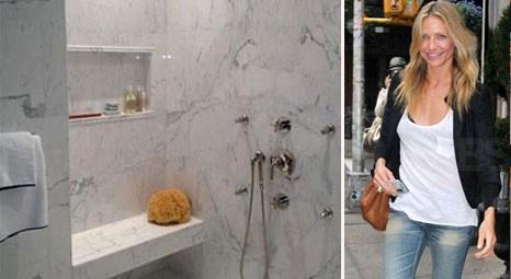 Cameron Diaz ve Naomi Campbell, Walker Tower'daki evlerine Türk hamamı yaptırıyor!