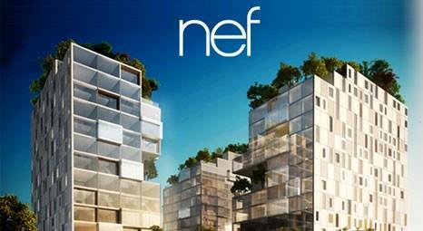 Nef Merter 12 ve Nef 03 Kağıthane 26 Eylül'de satışa çıkıyor!