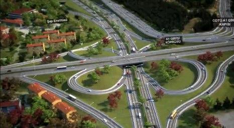 ODTÜ'den geçecek yol Eskişehir yolu tarafında kalacak!